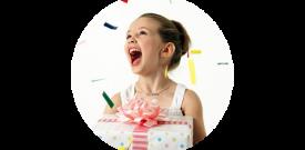 15 лучших идей подарков детям на 10 лет