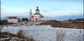 Вдоль Каменки, через Ильинский луг